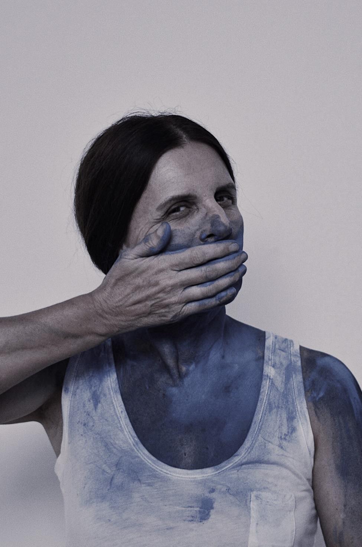 Lúcia Castanho. Das maneiras de calar (I), 2018