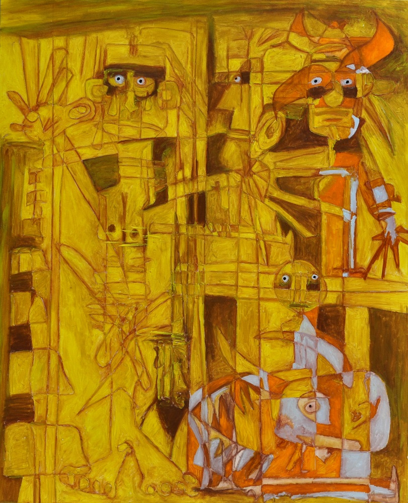 Jansen Vichy - Mosaicografia, 2009