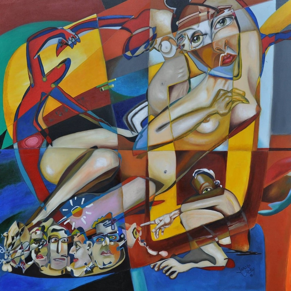 Jansen Vichy. O Atelier 6, 2018