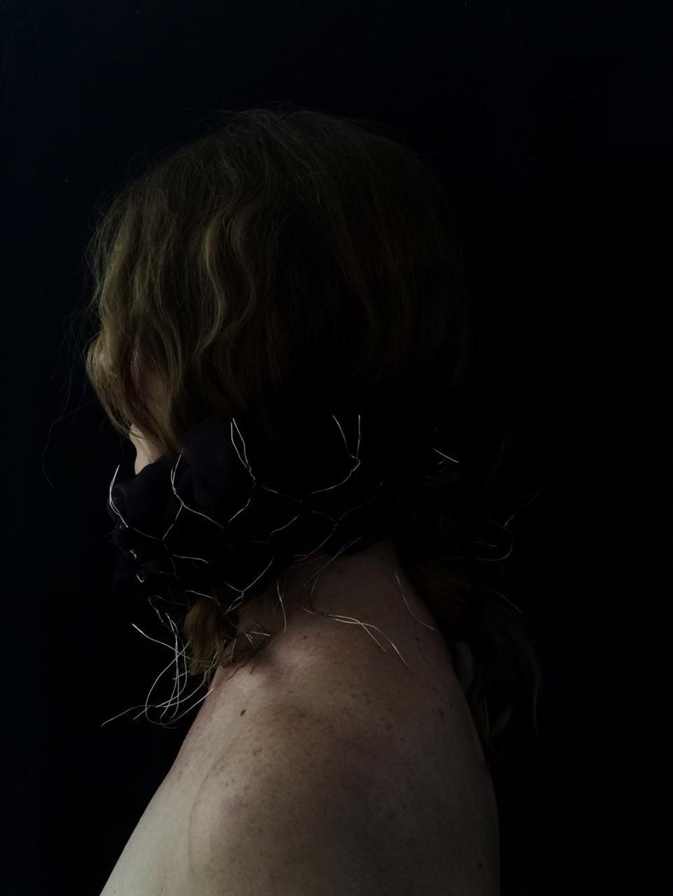 Lúcia Castanho. O silêncio da luz (I), 2020