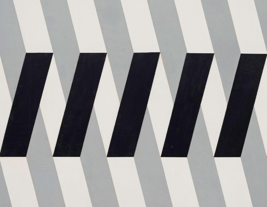 Waldemar Cordeiro | Contradição Espacial, 1958 - Concretismo
