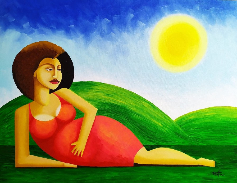 Karllos Mota - Maternidade ao Sol