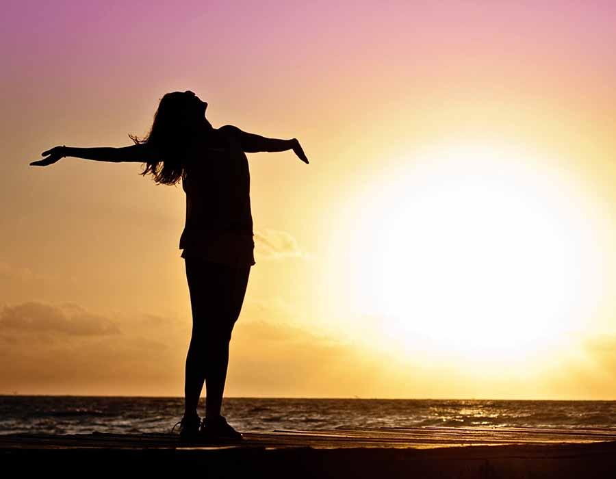 estoicismo-mulher em paz