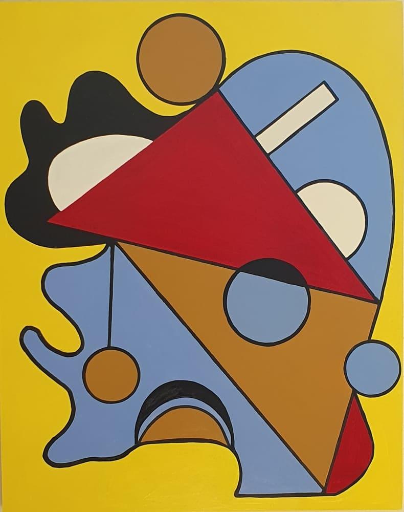 Luiz Carrijo. O Homem, o Poder e o Amarelo