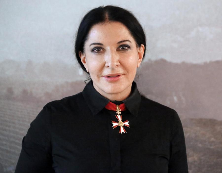 O grito mais forte de Marina Abramović