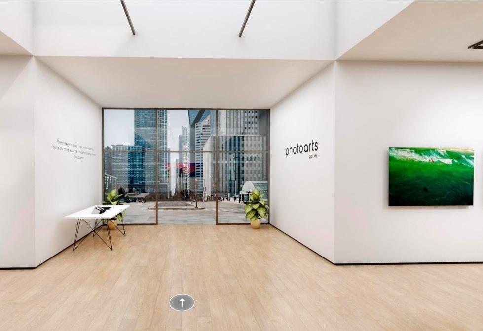 Exposições de arte; photoarts gallery