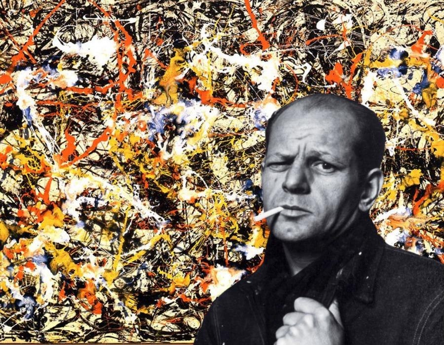 Pollock; como entender arte abstrata