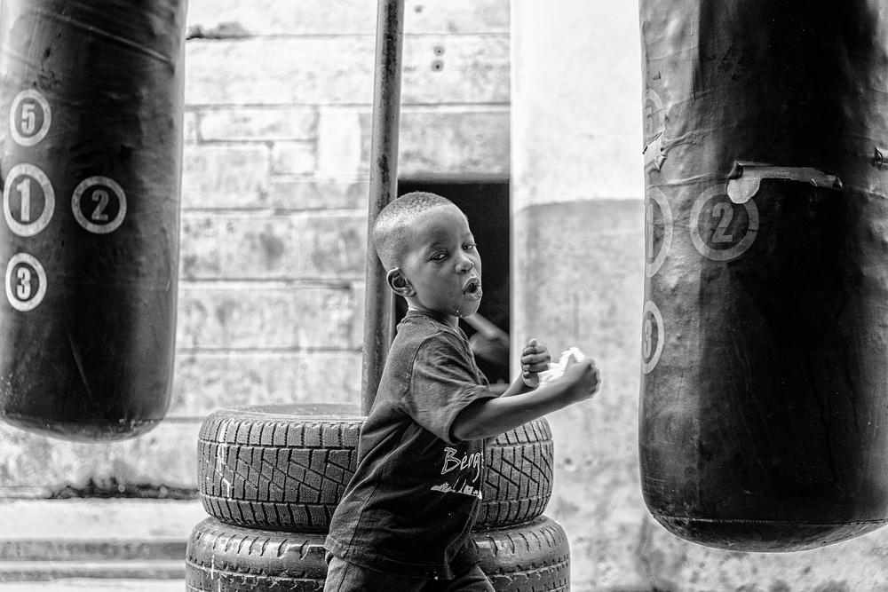 João Miguel Barros. 02 - Courtyard (Accra, Ghana, Set. 2019)