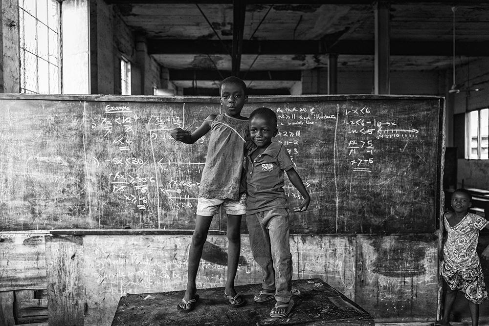 João Miguel Barros. 03 - Wisdom (Accra, Ghana, Nov. 2018)
