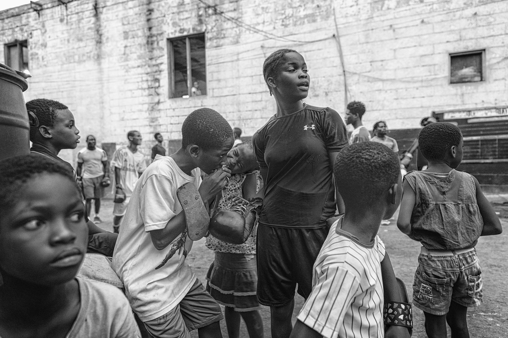João Miguel Barros. 04 - Courtyard (Accra, Ghana, Set. 2019)