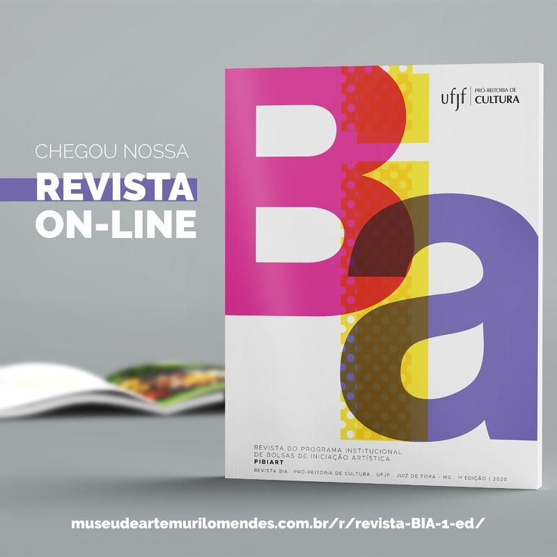 Revista BIA; pró-reitoria de Cultura