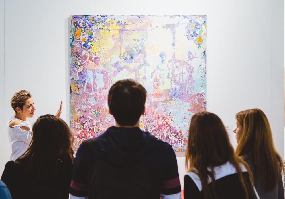 Como ser representado por uma galeria