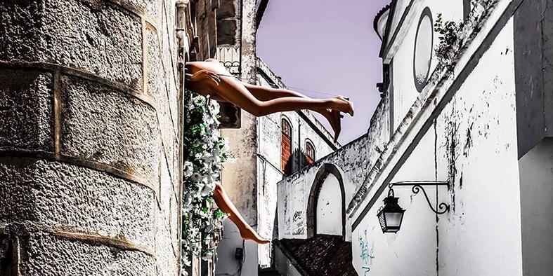 Patrícia Vieira. Street / De Pernas pro Ar