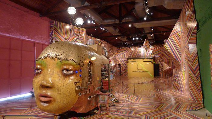 Pinacoteca recebe exposições