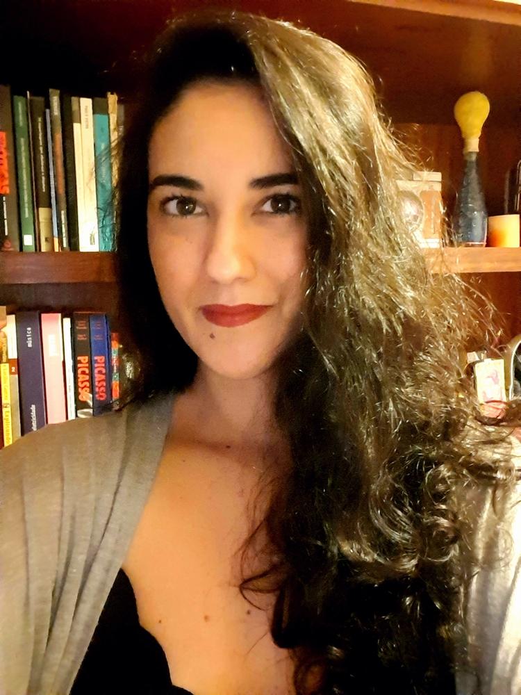 Ana Gadelha artista