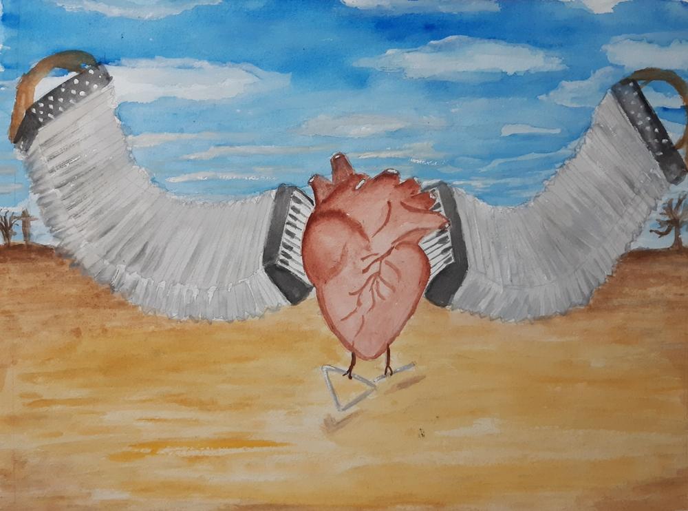 Ana Gadelha - Coração Nordestino