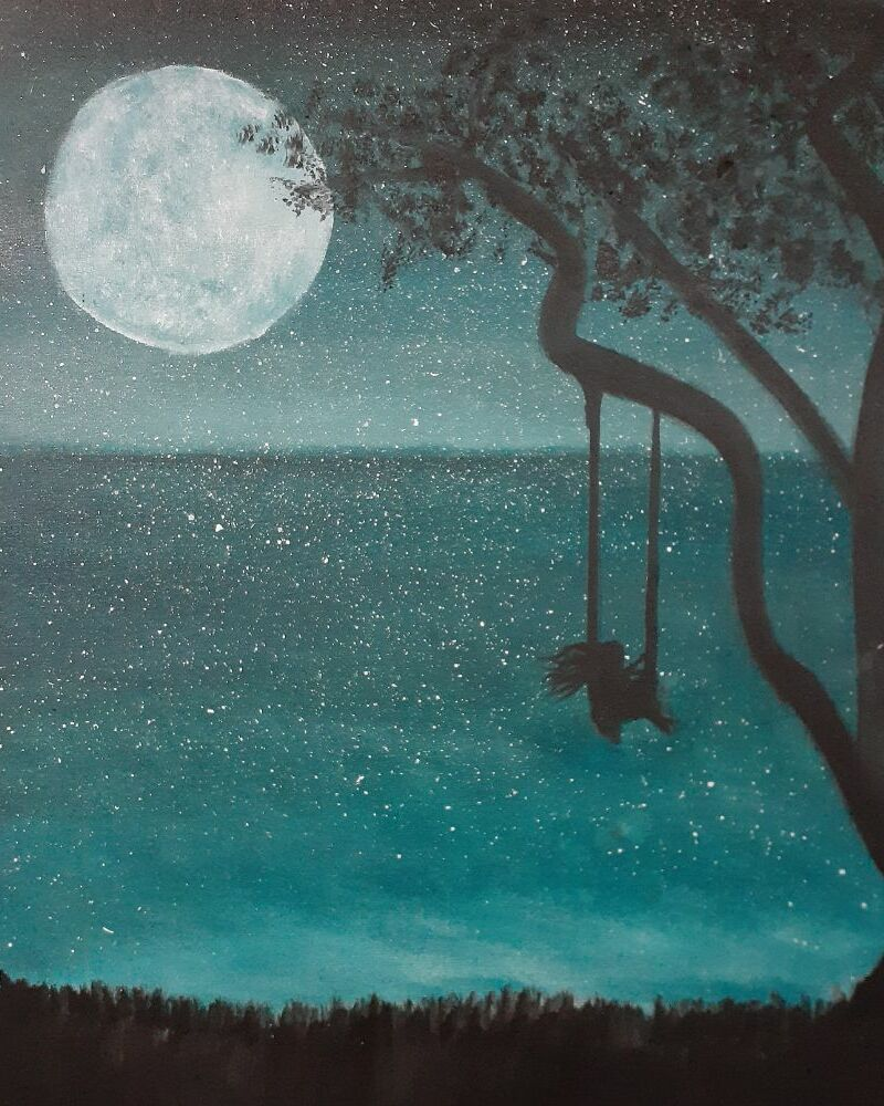 Iolanda Lessa - Dama da Noite