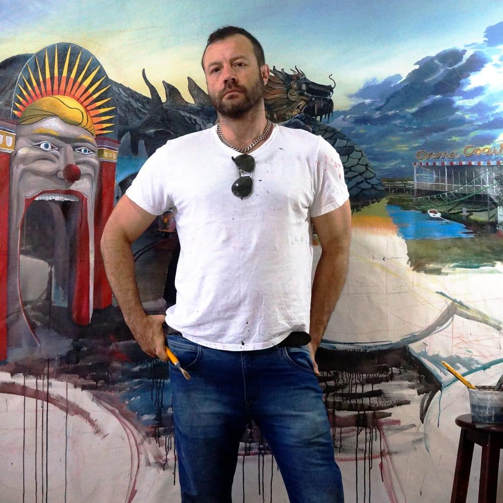 Leandro Cunha artista