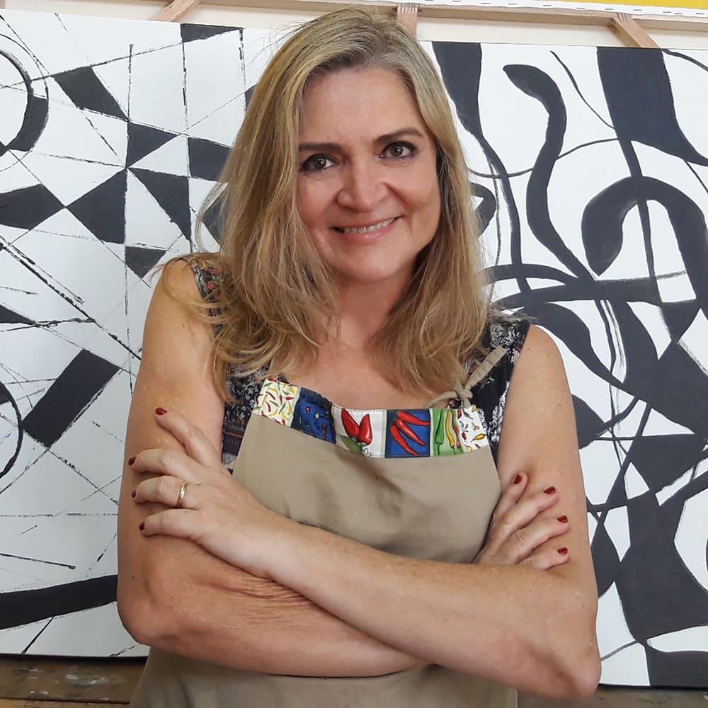 Gisele Faganello artista