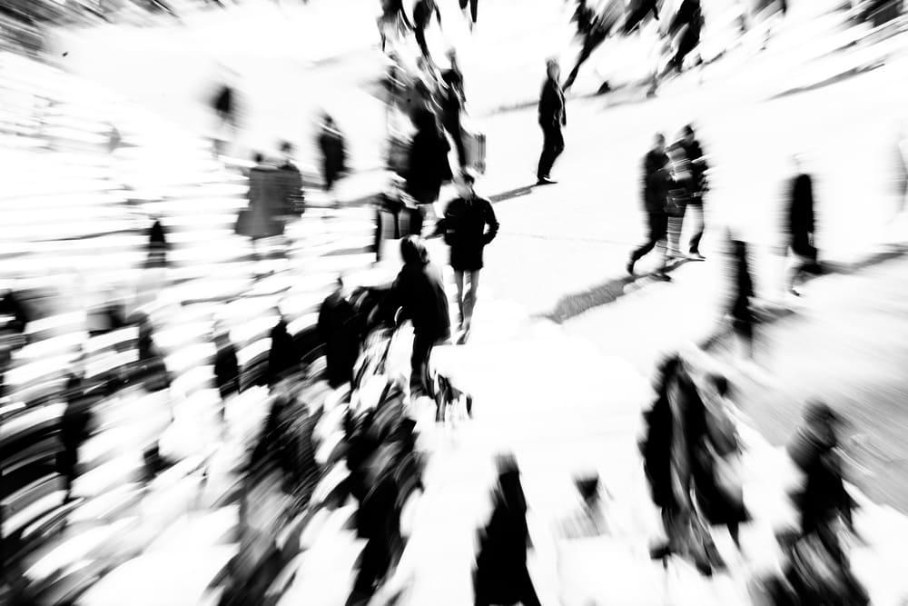 In Motion / #2 - Leo Marino