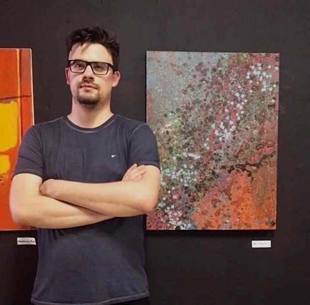 Saul Franklin artista