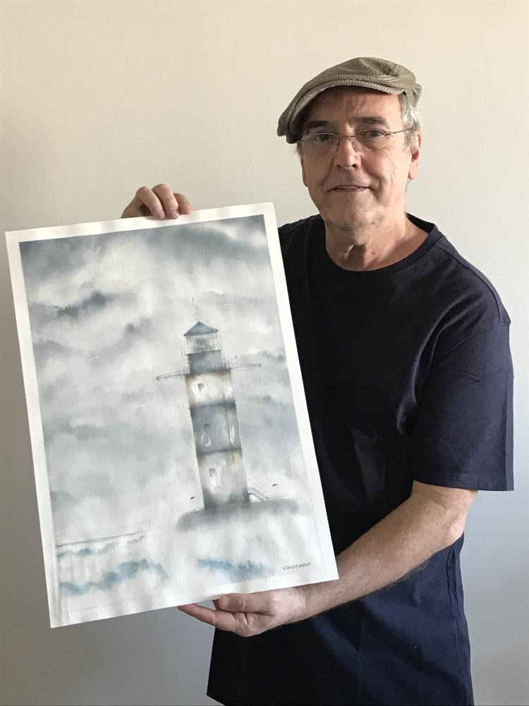 Eduardo Luis artista