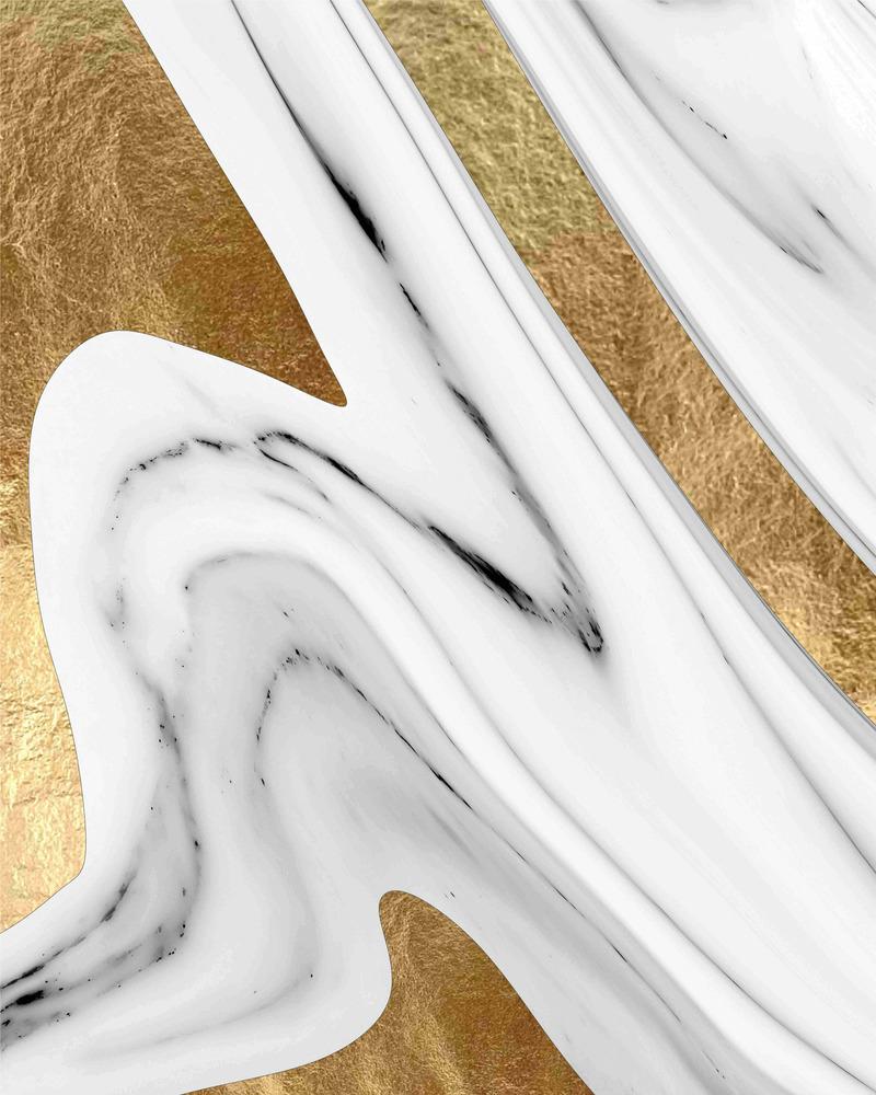 Janaína Coll -Marble Gold V