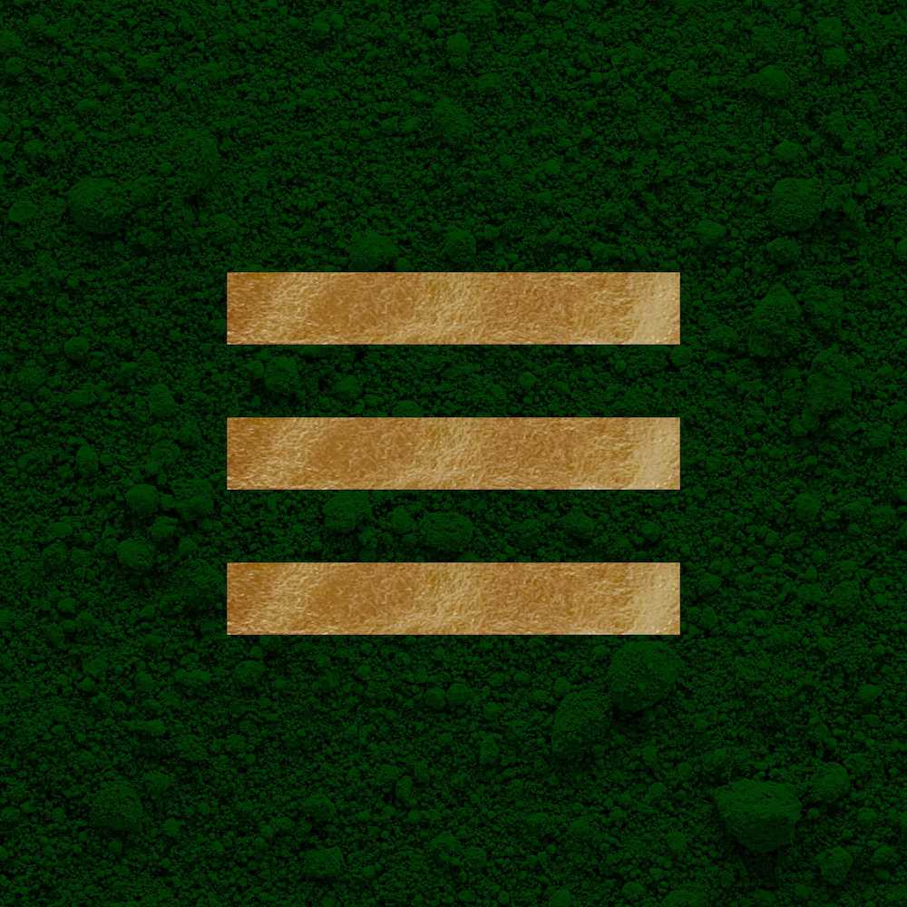 Janaína Coll - Pigments Green II