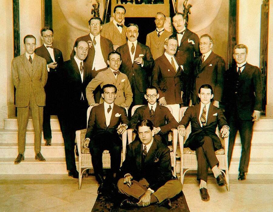 Congresso Modernismos; Semana de 22