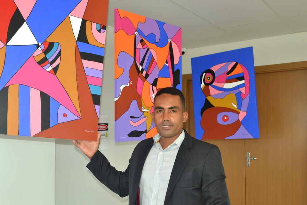 Edivan Ribeiro artista