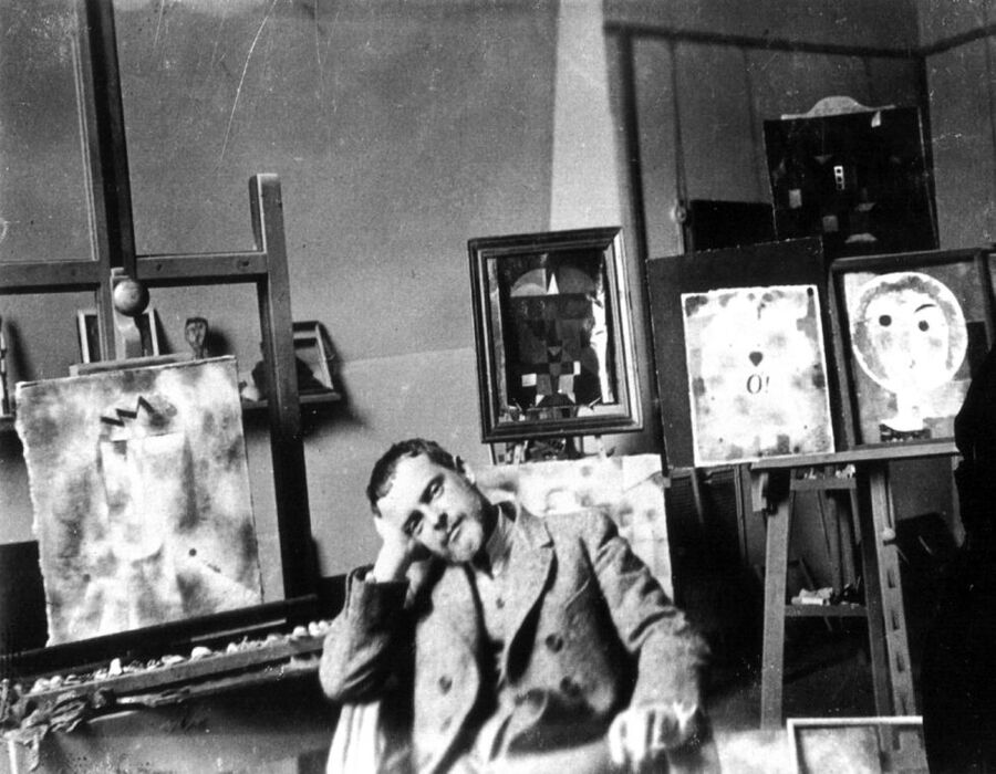 Como ser artista Paul Klee